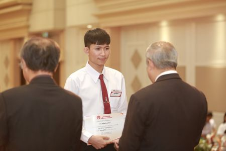 Gallery HSG Presentation Ceremony No 13 -2561 (15)